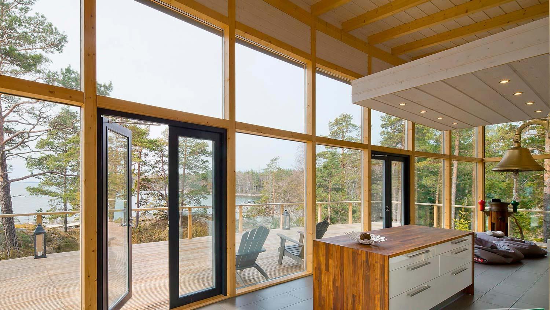Houten woning prijzen schuurwoning bouwen - Huis interieur architectuur ...