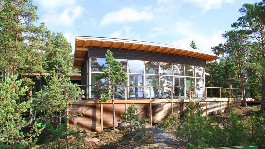 Ontwerp huisje houten gehoor geven aan uw huis - Interieur houten huisje ...