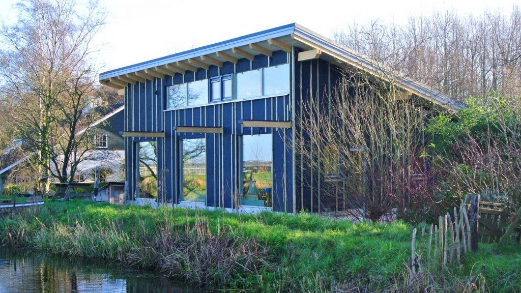 Eigen ontwerp laten maken schuurwoning bouwen for Compleet huis laten bouwen