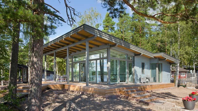 Duurzaam bouwen met hout schuurwoning bouwen for Vakantiehuis bouwen