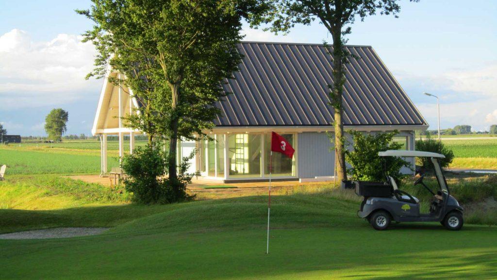 3690 houten schuurwoning golfbaan – Houten woning prijzen