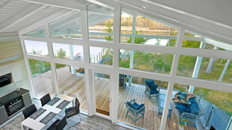 Loft woning bouwen schuurwoning bouwen for Interieur huizen